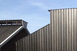 Dak en wandbeplating - Veldhuizen - Opheusden